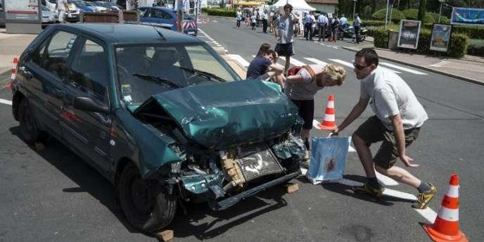 En juin, 304 personnes ont perdu la vie sur les routes en France.