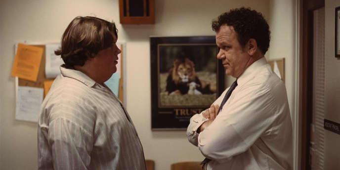 Jacob Wysocki et John C. Reilly  dans le film américain