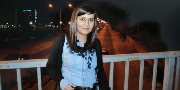 L'étudiante Sevil Sevimli a été libéré le 6 août, mais elle reste sous contrôle judiciaire jusqu'à son procès.