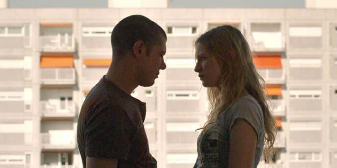 Christa Théret et Johan Libéreau dans une scène de