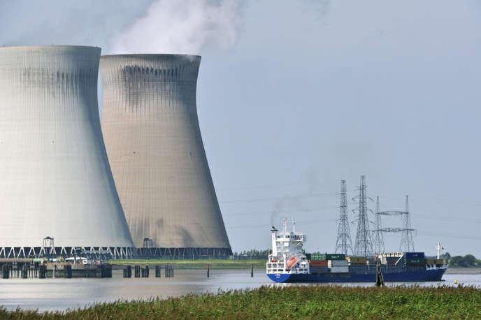 La centrale de Tihange, en Belgique, avait connu des problèmes de microfissures en juillet 2012.