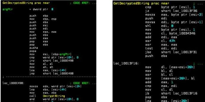 Les virus Flame et Gauss sont assez similaires.