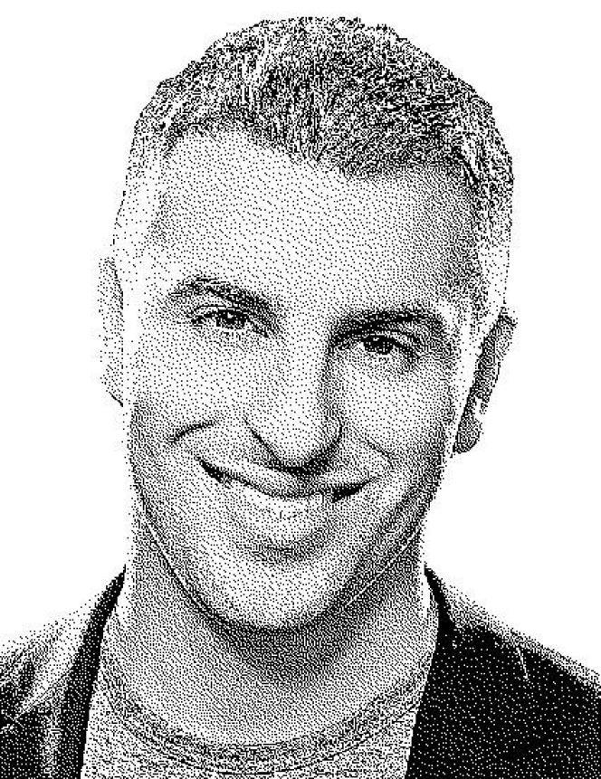 Brian Chesky, fondateur du site de location entre particuliers Airbnb.