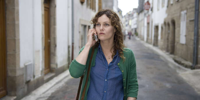 Vanessa Paradis dans une scène du film français