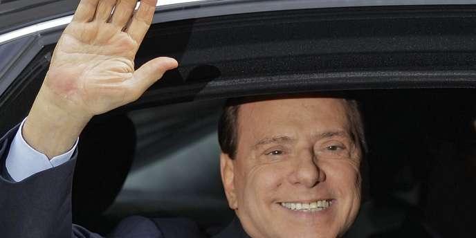 Silvio Berlusconi, en septembre 2011.