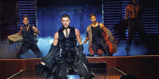 C'est l'acteur Channing Tatum (au centre) qui a donné l'idée à Soderbergh de tourner  Magic Mike.