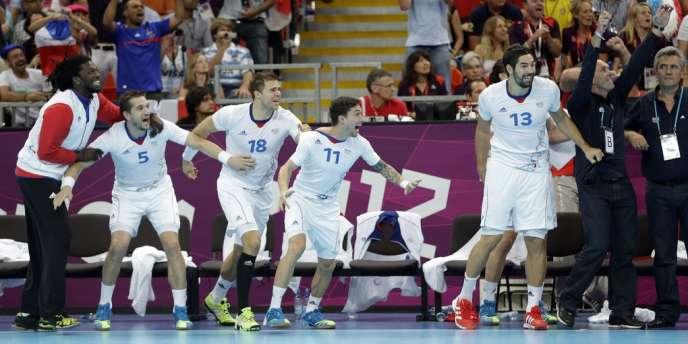 Les Experts sont champions olympiques de handball.