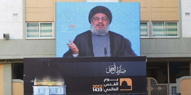 Le chef du Hezbollah libanais a prononcé un discours télévisé, vendredi, alors que la presse israélienne a évoqué l'imminence d'un raid israélien contre les installations nucléaires iraniennes.