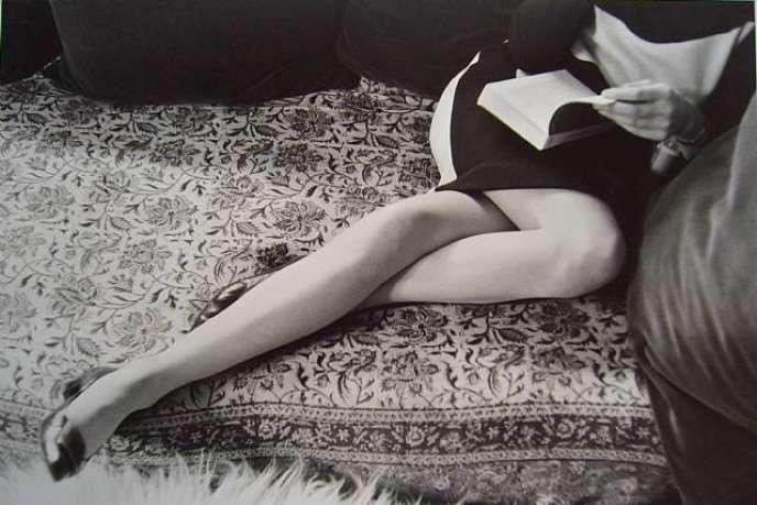 Martine Franck, immortalisée par son mari, Henri Cartier-Bresson