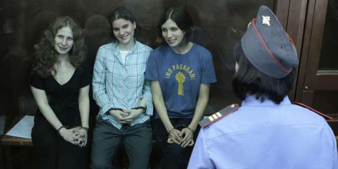 Les trois jeunes femmes ont été reconnues coupables de