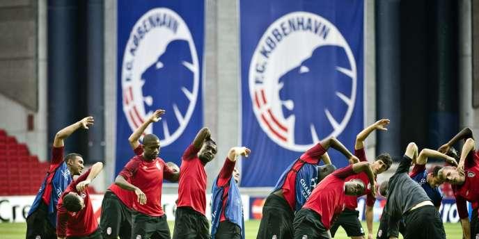 Les Lillois affrontent les Danois de Copenhague mardi en tour préliminaire de la Ligue des champions.