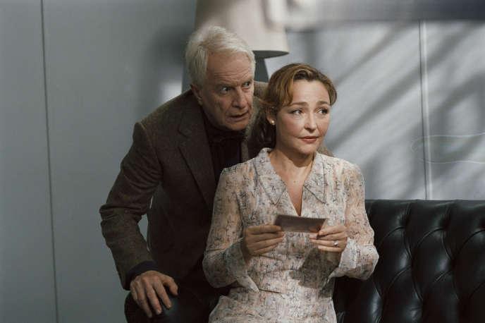 Une scène du film français