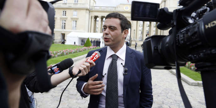 Razzy Hammadi, député de Seine-Saint-Denis.