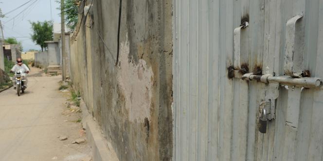 Plusieurs chrétiens qui habitent le village de la jeune Rimsha ont dû quitter les lieux en raison de tensions grandissantes avec la communauté musulmane. Ici la maison où vivait la jeune fille.