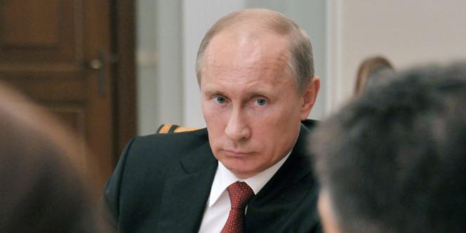 Le président russe, Vladimir Poutine, entend créer une union économique eurasiatique, qu'intégrera l'Arménie.