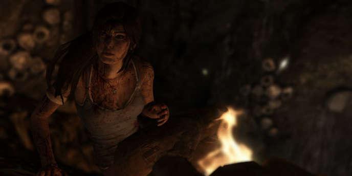 Une séquence de la prochaine version du jeu Tomb Raider à paraître au printemps 2013 montrerait Lara Croft agressée sexuellement par plusieurs hommes alors qu'elle est prisonnière.