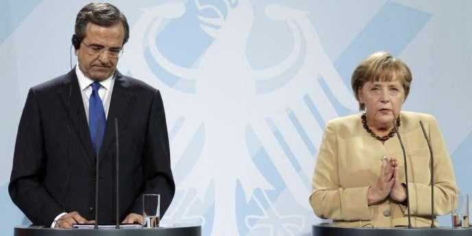 La chancelière allemande Angela Merkel doit se rendre à Athènes mardi prochain pour rencontrer son homologue Antonis Samaras.