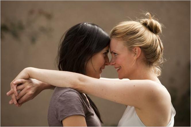 Ruth Vega Fernandez et Liv Mjönes dans