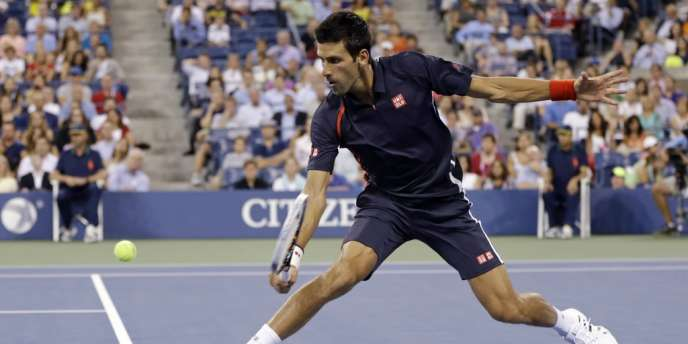 Novak Djokovic, le 28 août.