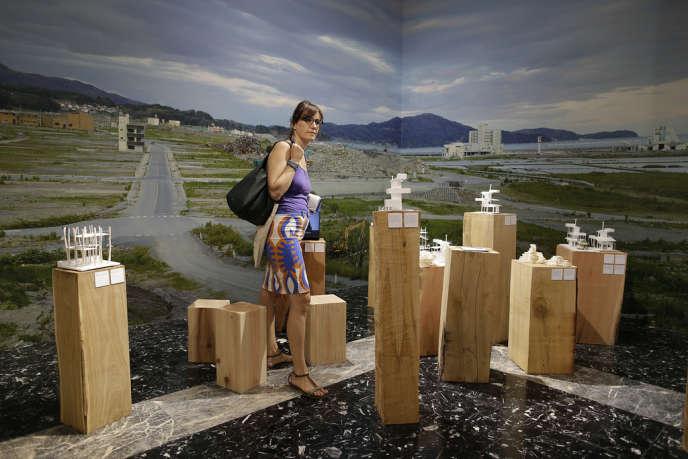 Le pavillon du Japon, à la Biennale de Venise, a remporté un Lion d'or spécial.