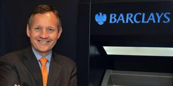 Antony Jenkins, le nouveau directeur général de Barclays, a pour mission d'en finir avec les scandales à répétition - ici, le 29 août 2012 à Londres.