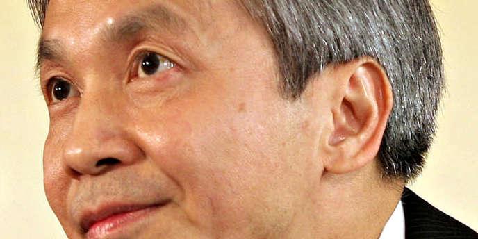 Louis Ng Chi Sing à Macao le 11 février 2007