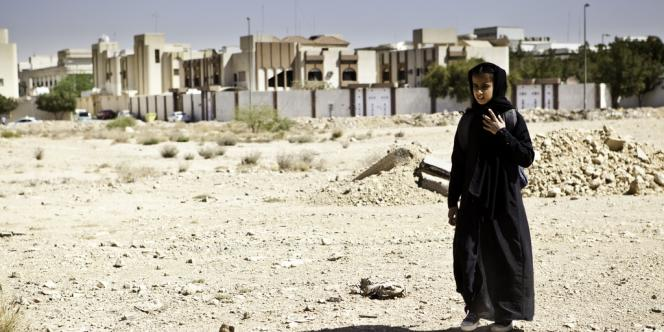 Waad Mohamed, la jeune interprète du rôle titre de
