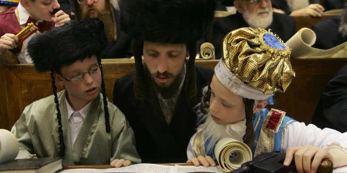 Le hassidisme a été fondé au XVIIIe siècle en Europe de l'Est.