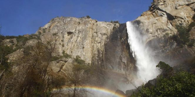 Le parc national de Yosemite, en Californie, où plusieurs campeurs ont été contaminés par un virus transmis par des souris des bois.