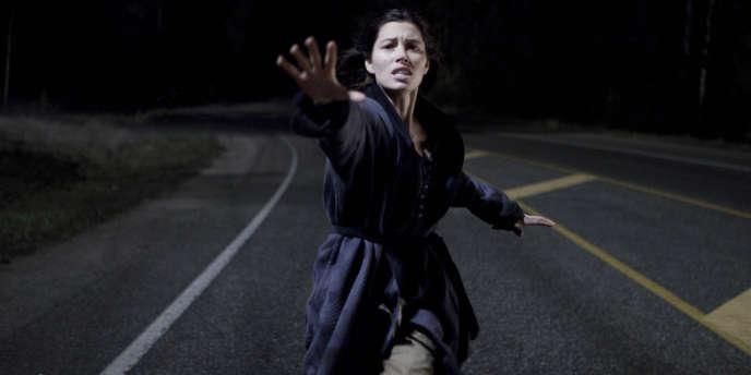 Jessica Biel dans le film canadien et français de Pascal Laugier,
