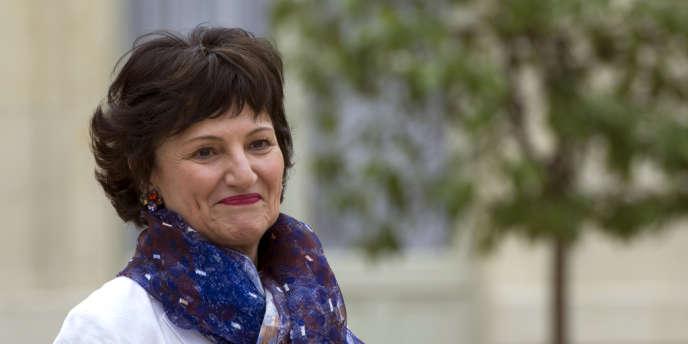 Dominique Bertinotti, la ministre de la famille.