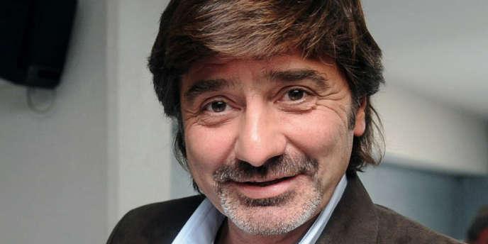 Michel Neyret, à Lyon, le 26 octobre 2009.