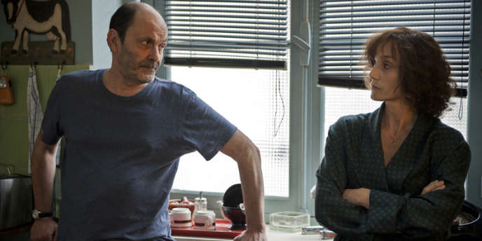 Jean-Pierre Bacri et Kristin Scott Thomas dans le film français de Pascal Bonitzer,