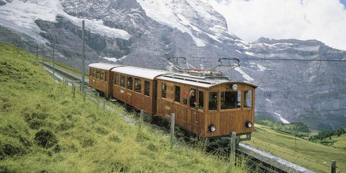 Le chemin de fer de la Jungfrau célèbre son centenaire.