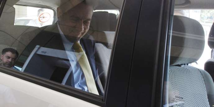 Peter Maurer est arrivé à Damas, mardi 4 septembre.