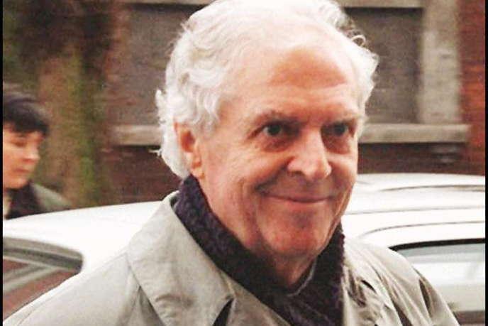 L'ancien ministre et maire de Lens, André Delelis, en janvier 1997.