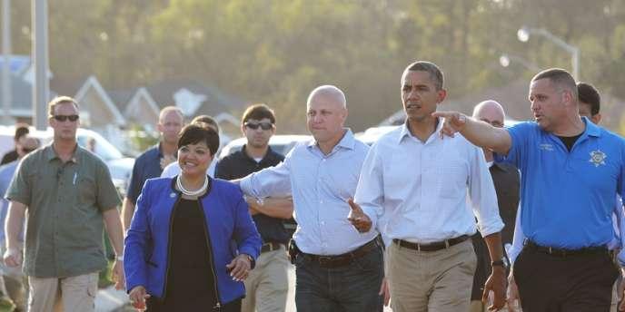 Le président américain a mobilisé la base de son électorat avant la convention.