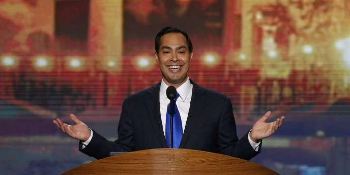 Julian Castro, le maire démocrate de San Antonio, au Texas.