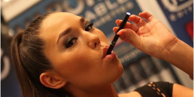 En France, un million de personnes auraient déjà essayé la cigarette électronique et 500 000
