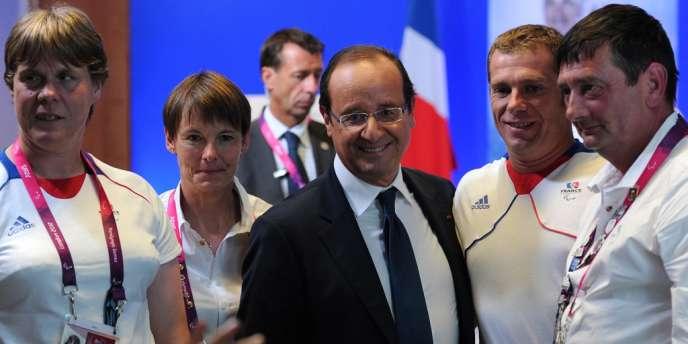 François Hollande, le 6 septembre à Londres.