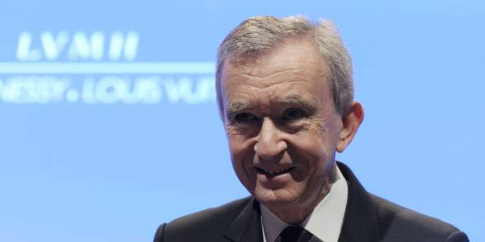 Les héritiers de la famille Loro Piana seraient allés chercher Bernard Arnault, le PDG de LVMH.