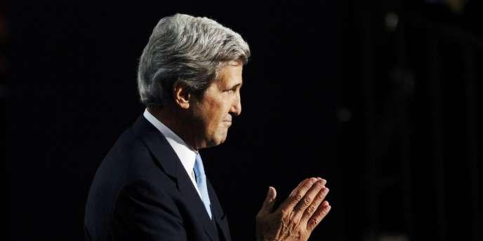 John Kerry était chargé de mettre en avant le bilan de Barack Obama en matière de sécurité nationale.