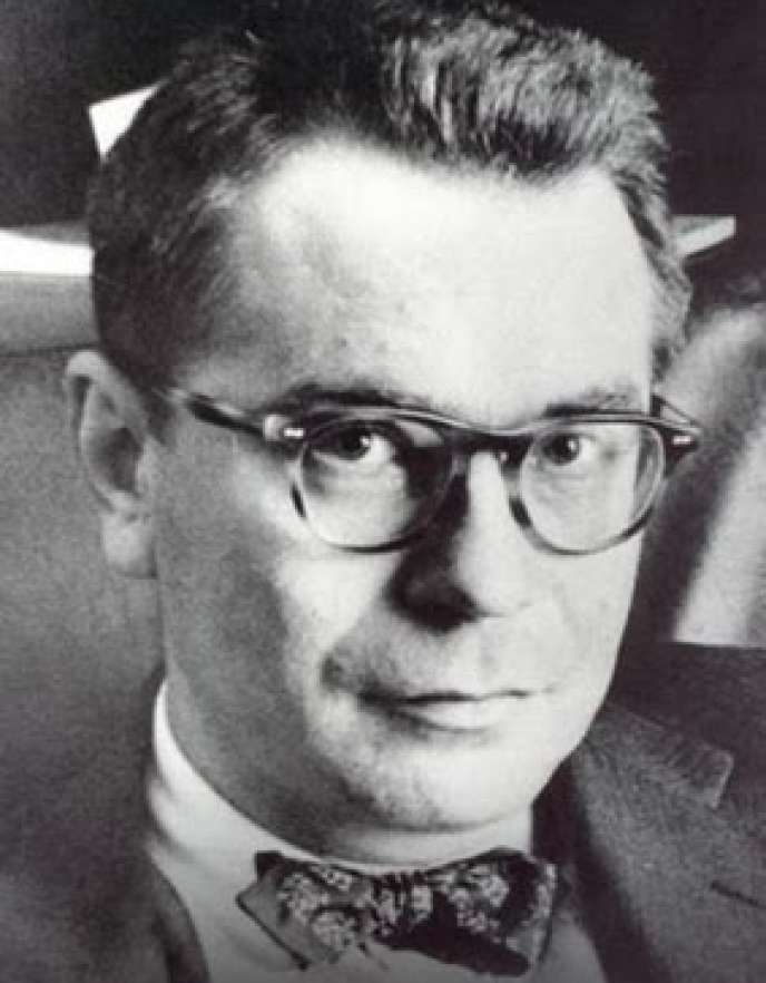 Richard Hofstadter.