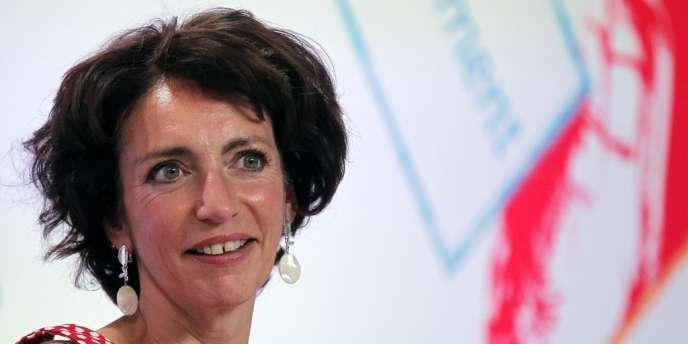 Marisol Touraine, la ministre de la santé (ici, à La Rochelle, le 25 août) confie dans un entretien accordé au journal