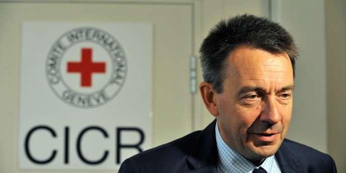 Peter Maurer, nouveau président du CICR.