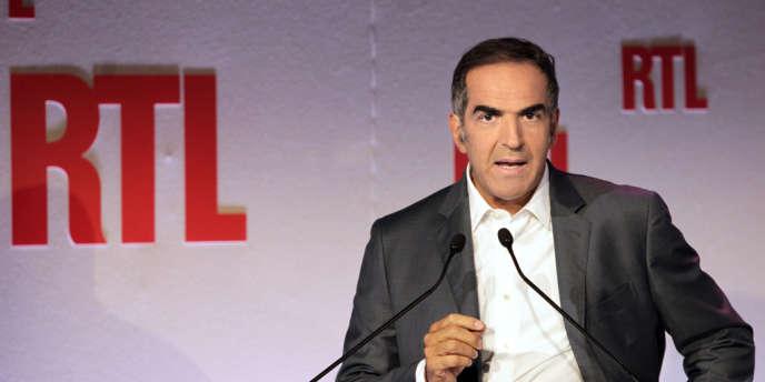 Christophe Baldelli, le président du directoire de RTL, a assuré que sa station reste