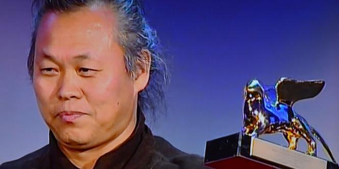 Le film choc du cinéaste sud-coréen Kim Ki-duk, Pieta, a remporté samedi 8 septembre le Lion d'or du meilleur long métrage.