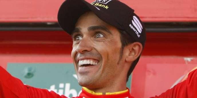 L'Espagnol Alberto Contador a renoué avec la victoire un mois seulement après son retour de suspension en remportant dimanche 9 septembre le Tour d'Espagne 2012, à l'issue de la 21e et dernière étape de cette Vuelta entre Cercedilla et Madrid.