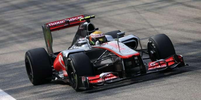 Le Britannique Lewis Hamilton, parti en pole position, a remporté dimanche 9 septembre la 13e manche du Championnat du monde de Formule 1.