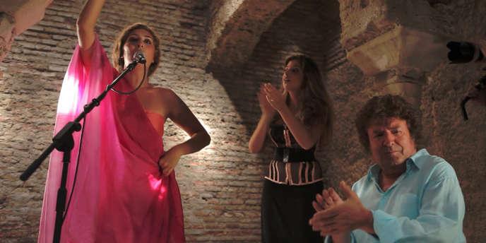 Une scène du film documentaire espagnol d'Emilio Ruiz Barrachina,
